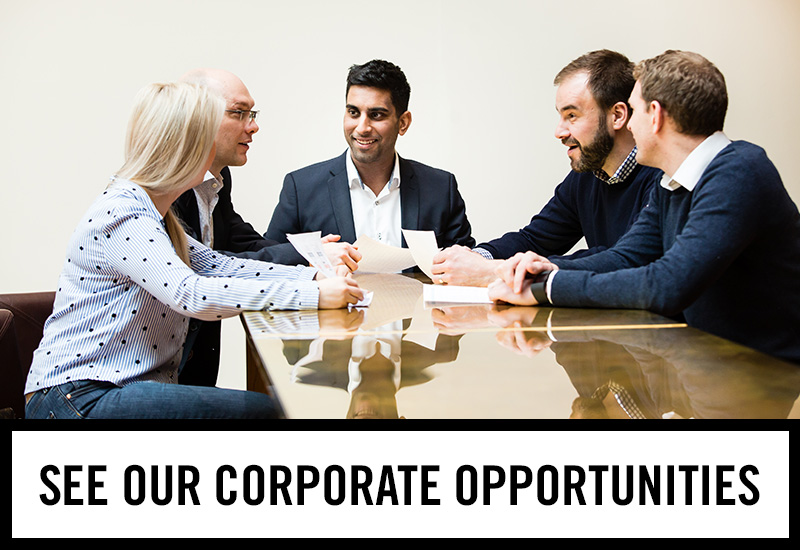 Corporate opportunities at Shandwick's