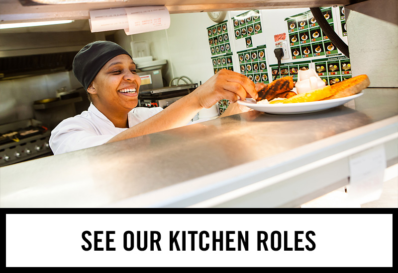 Kitchen roles at Shandwick's